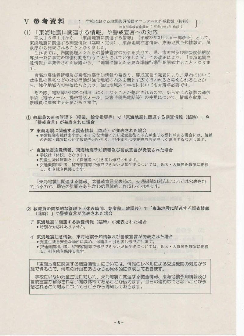 121004学校における地震対応マニュアル0010010