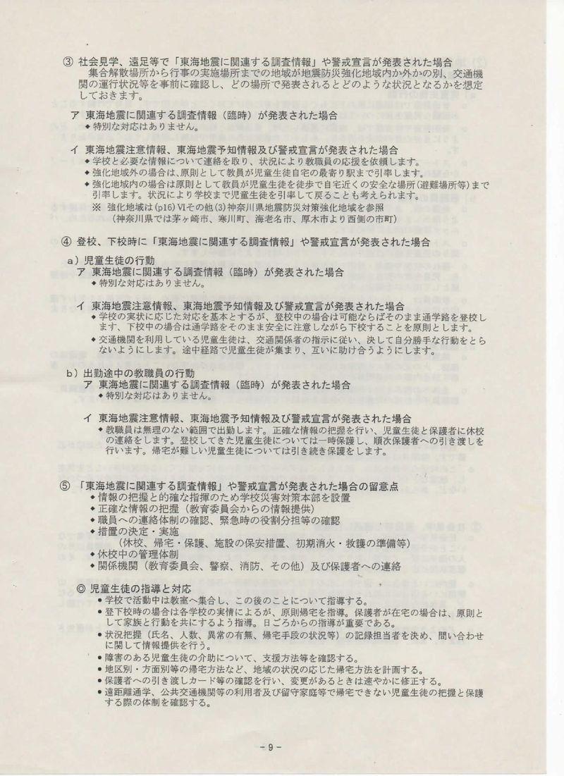 121004学校における地震対応マニュアル0010011