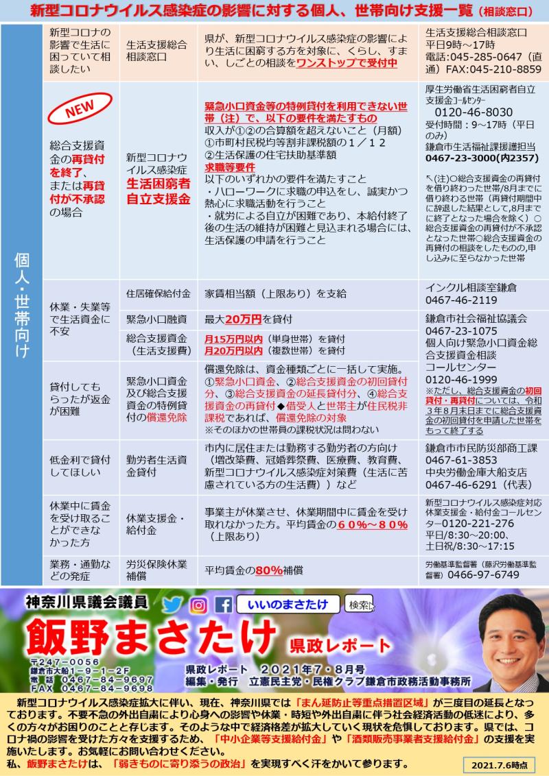 210709県政レポート7 8月号(13弾)表裏_page-0001